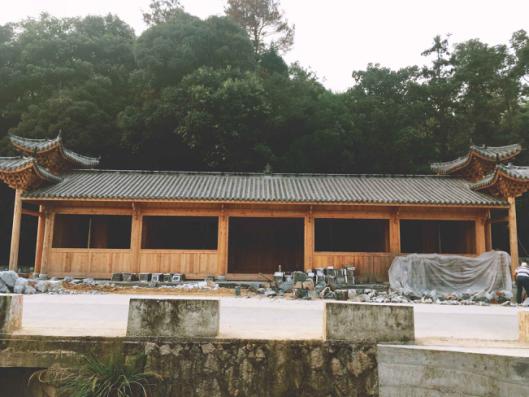 加快项目建设 推进小城镇环境综合整治