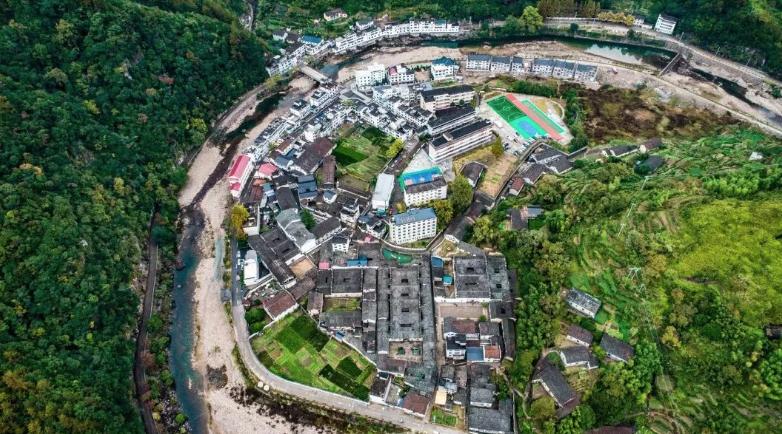 【小城镇成果展示】小城镇+五色产业,让这个渔溪古镇美到醉