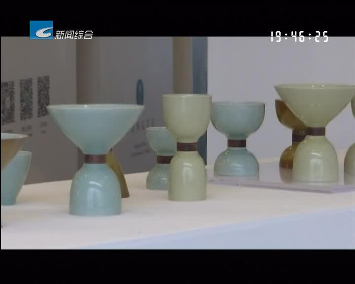 龙泉: 在传承中创新 古青瓷玩出新气象