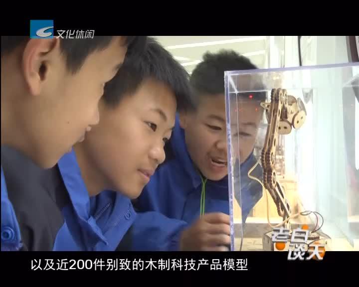 """云和:""""木玩+""""课堂 让小木头激发创客教育"""