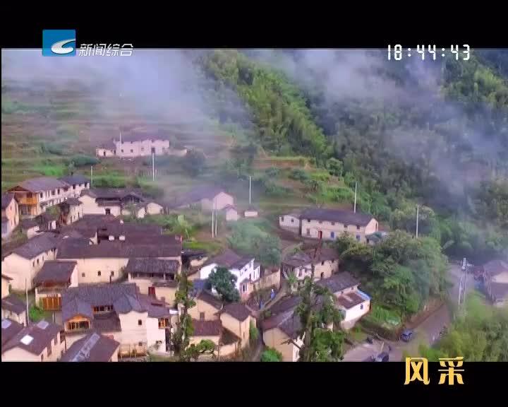 """【风采】松阳:推动""""三位一体""""改革 促进农业产业发展"""
