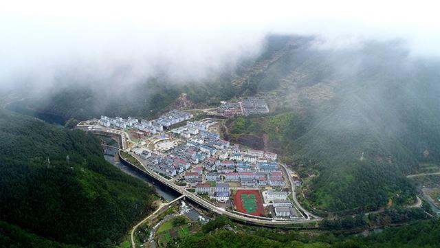 景宁九龙乡:千峡明珠 休旅小镇