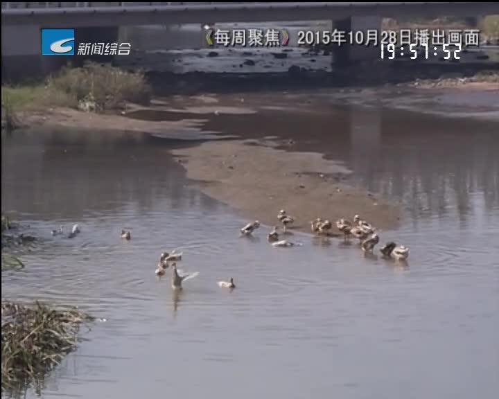 【每周聚焦】云和贵溪村:河道有了保洁  马路市场不见踪影