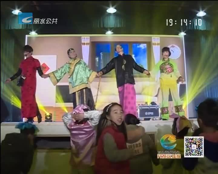 """德行天下 孝老爱亲:春节期间 开发区有五台""""乡村春晚""""争相上演"""