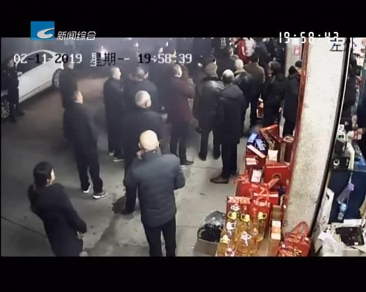 庆元处置一起暴力袭警案