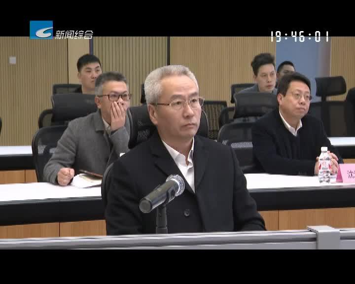 吴晓东在调研政府数字化转型工作时强调:加快政府数字化转型 高质量实现政府治理现代化