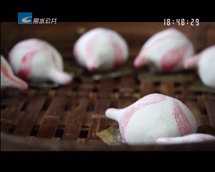 【我们的节日·清明】花粿:红白相间 寓意红红火火
