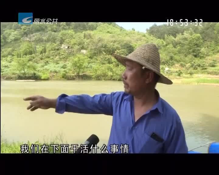 小尹热线:村里水库堤坝渗水 雨季将至村民担心