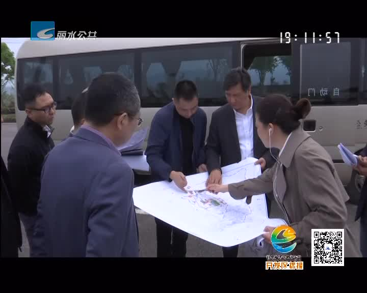 盘活存量 寸土寸金 刘志伟调研七百秧区块用地情况