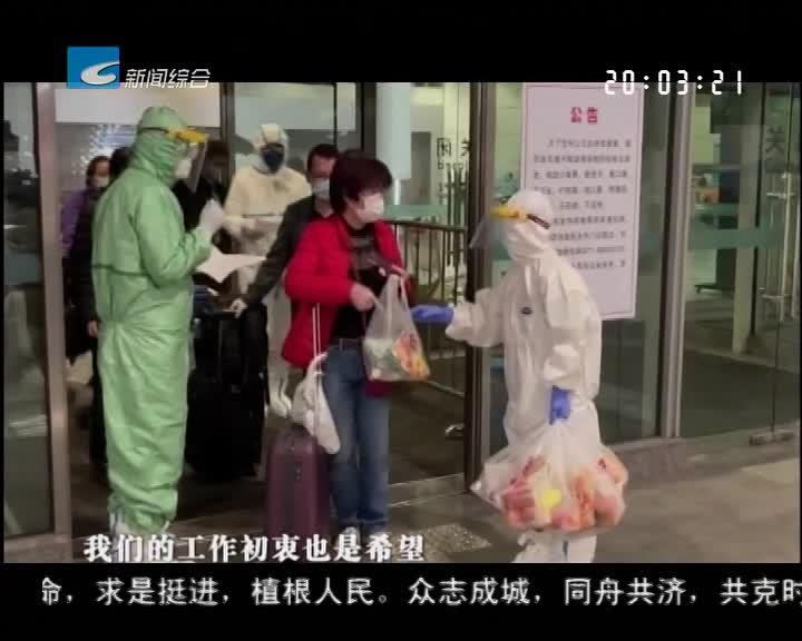 机场派驻工作组人物报道:张慧霞:贴心服务 让侨胞感受到家乡的温暖