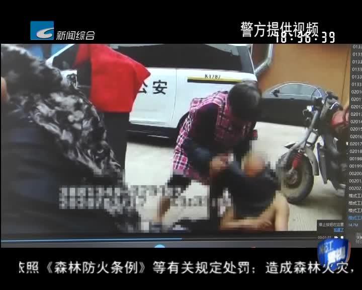 【瓯江警视】百姓安危放首位  亲民爱民暖人心