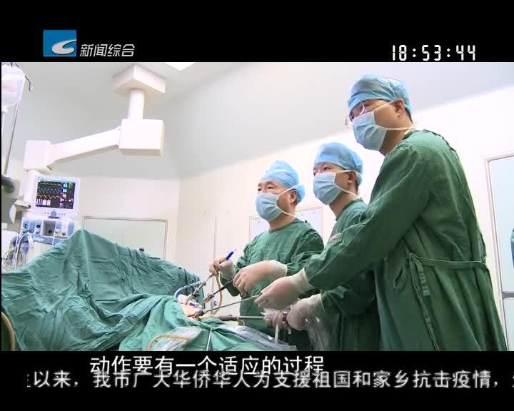 """【健康丽水】结石反复""""再生""""外科医生巧解再次胆道手术难题"""