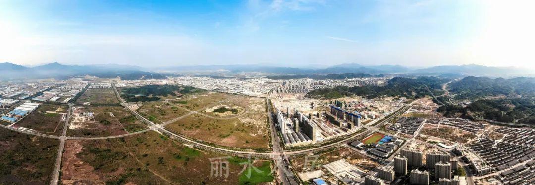 中广未来城要来了!丽水又迎来一个商业综合体,商场、五星级酒店、住宅都齐了!