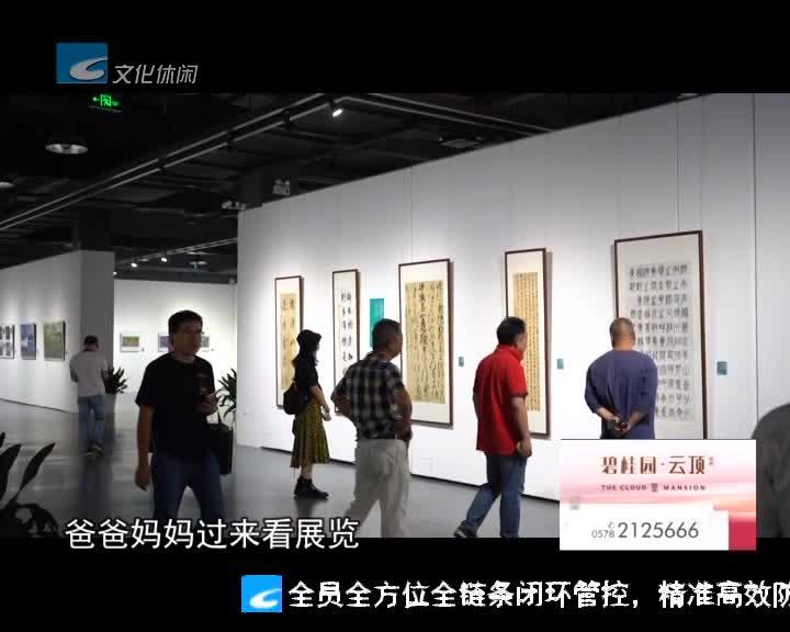 丽水首届群星视觉艺术展今天开展