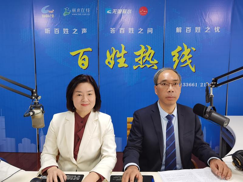景宁县人民医院(县域医共体)党委副书记 梅明荣